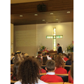 Mr Whittaker from the Diocese talked about worries
