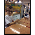 Matching quantity to numeral