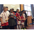 Well done KS1 finalists