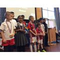 Well done KS1 finalists