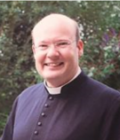 Reverend Nicholas Davies - Foundation Governor