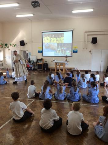 Start of the Year Mass