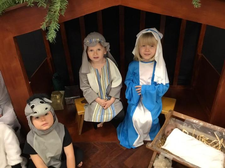 A video of our Nativity can be seen by parents on Tapestry