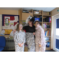 Cruella found some puppies in the ICT suite!