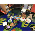 A lovely picnic for our bears