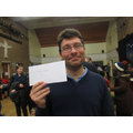 Mr Maillard won the Cineworld voucher!