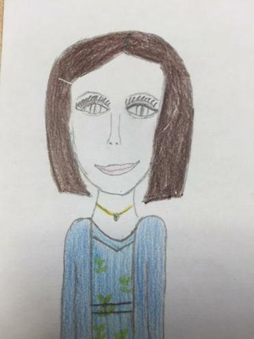 Mrs Barrington, Year 4 teacher (part-time)