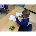 Tymon using a fraction wall