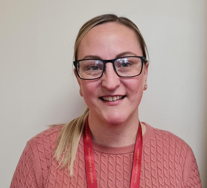Victoria Ward - Teaching Assistant 1:1 Support Year 1
