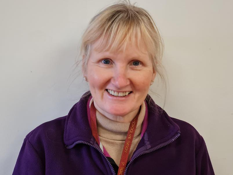 Helen Wright - After School Club Assistant