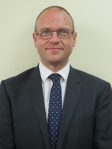 Mr Richard Adamson - Parent Governor