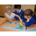 Y1 Learning about the 7 continents of the world