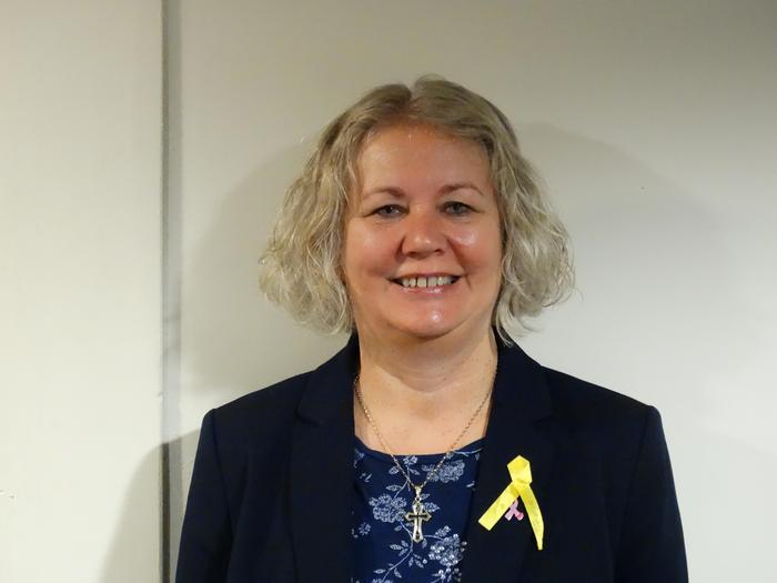 Mrs Lynne Bull - Foundation Governor