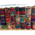 Y5&6's reproduction of Warhol's Campbell's Soup