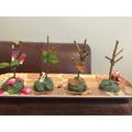 Week 6 Tracey Emin inspired seasons art