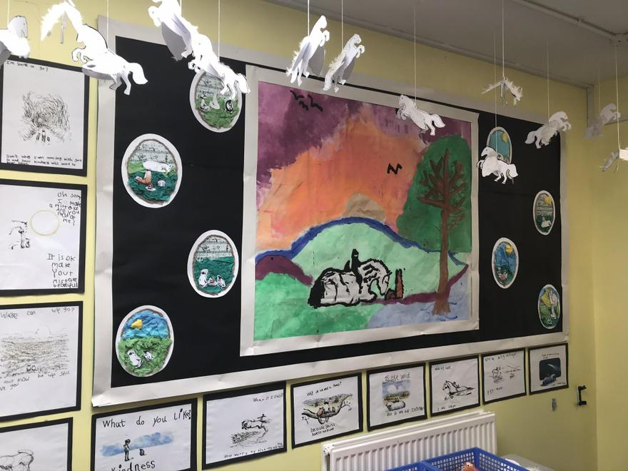 Fantastic artwork created by 2L