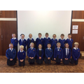 Y3 & 4 Swimming Team