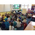 Class 1 Meeting Mr Bourne, Paramedic