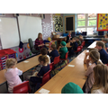Class 2 - Talk from Mrs Bull, Social Worker