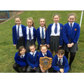 CADSSA YEAR 5/6 GIRLS SWIMMING GALA CHAMPIONS!
