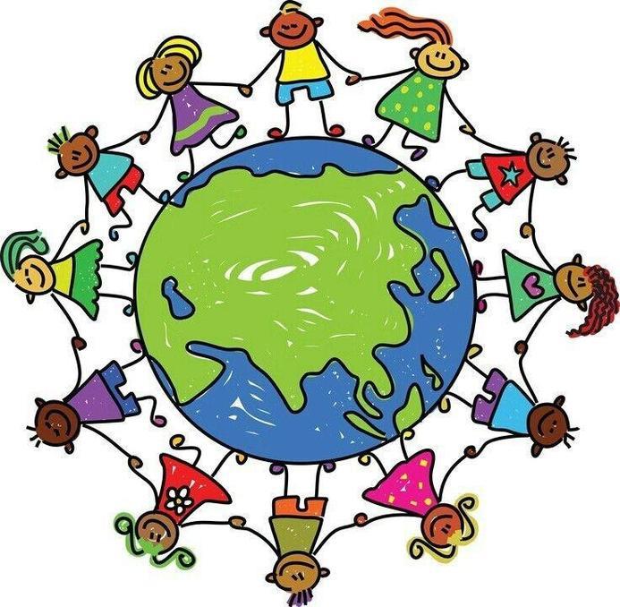 Bringing the world together.