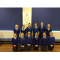 KS2 Gymnastics Team