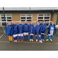 Y3 & 4 Girls Football Team
