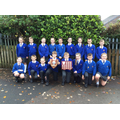 Y5 & 6 Swimming Team