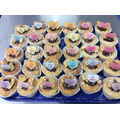 Cupcakes ready for lunch!