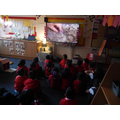 We watched a video on where wool comes from!