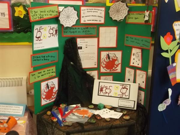 Year 1E's fantastic DT
