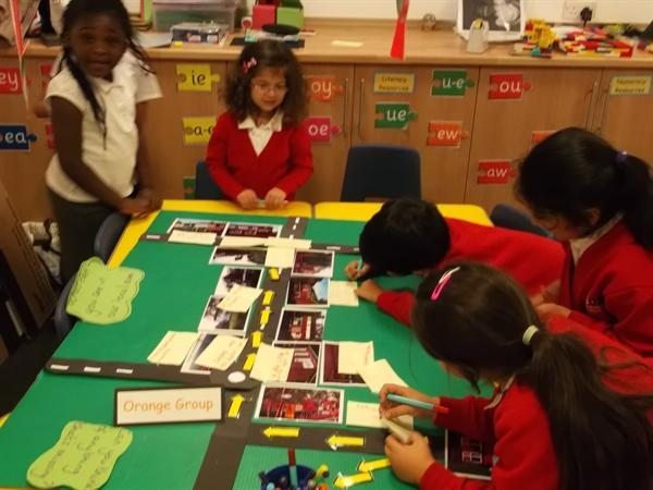 Creating a map of our local area