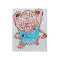 Aela's fab Superhero bear!
