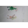 Tazmin's art work