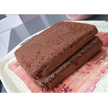 Rayan's chocolate cake coming together