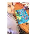 Fatima created an underwater collage.