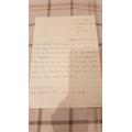 Husna's letter