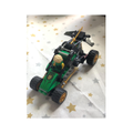 Saif-Ali's been making a Ninjago model.