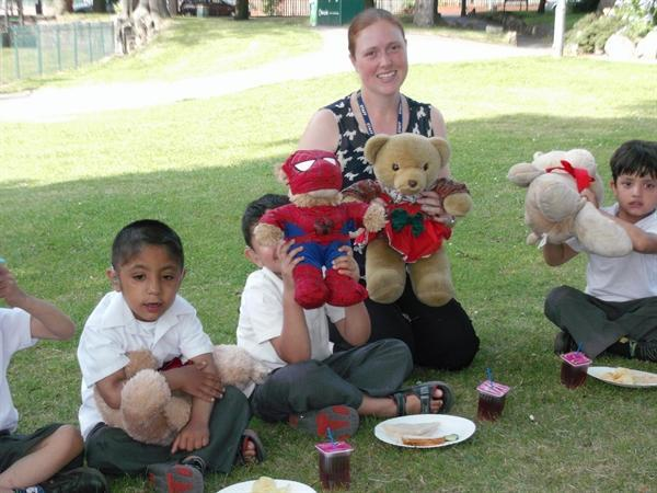 Teddy Bears Picnic 2013