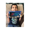 Saif-Ali created a fantastic underwater collage.