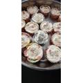 Alayna's iced buns