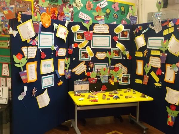 Year 1E's fantastic DT work