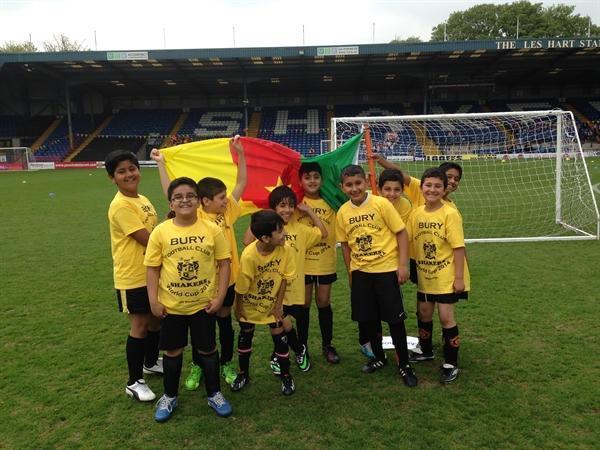 Bury FC Tournament