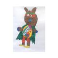 Saif-Ali's Brilliant Superhero bear!