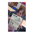 Aela completed a comprehension.