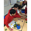Creating 3d houses using nets