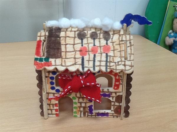 Iman's fantastic Hansel and Gretel House