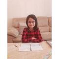 Husna's newspaper report