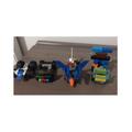 Saif-Ali created some brilliant lego cars.