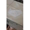 Ummar's origami cat